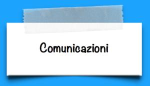 BANNER Comunicazioni scuola primaria