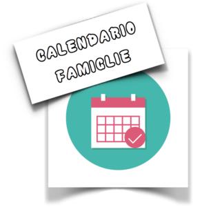BANNER CALENDARIO FAMIGLIE