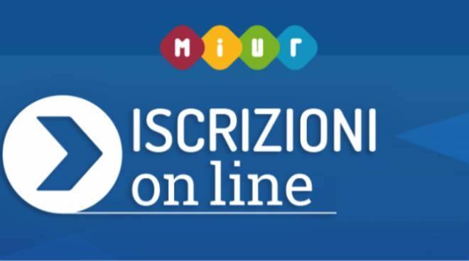 Icona Iscrizioni Online