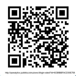 Codice QR Istituto Comprensivo