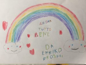 disegno arcobaleno