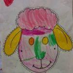 schede su animali e colori