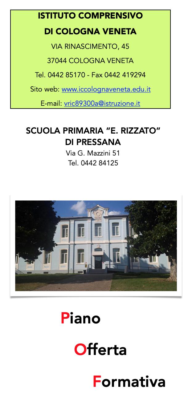 Minipof 2019 20 Primaria Pressana