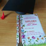 diploma e cappellino